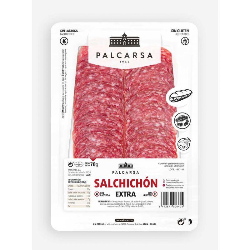 Salchichón Extra Loncheado