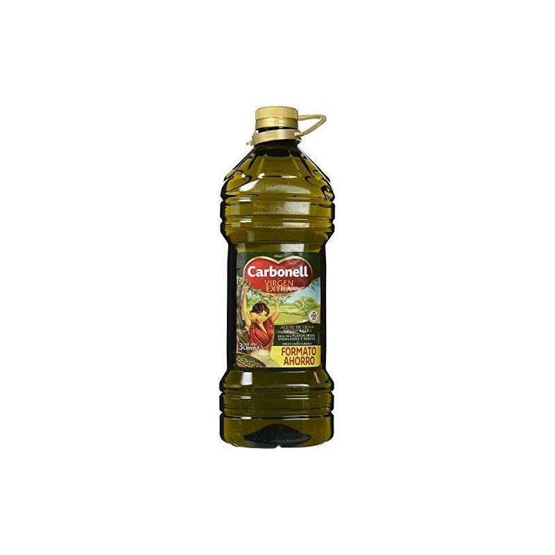 Aceite de Oliva Carbonell Virgen Extra 3 L
