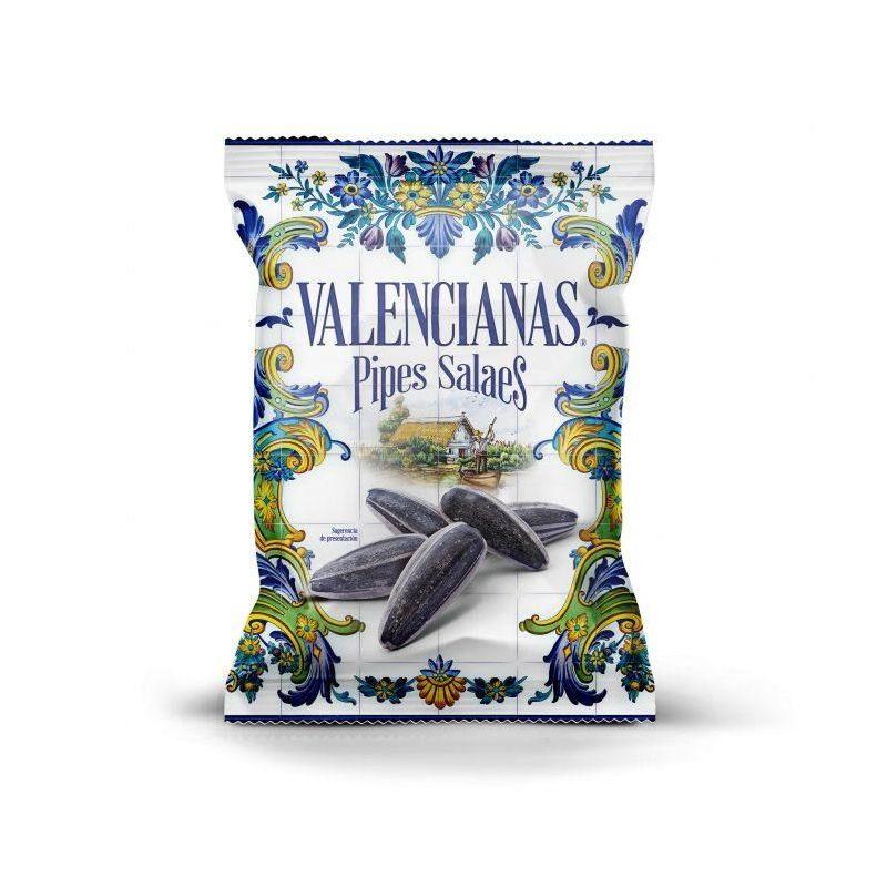 Pipas Saladas de Valencia