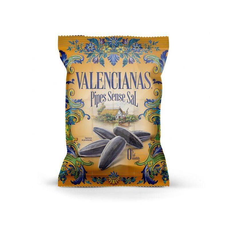 Pipas Valencianas sin sal