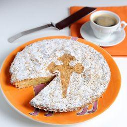 Mandel-Kuchen