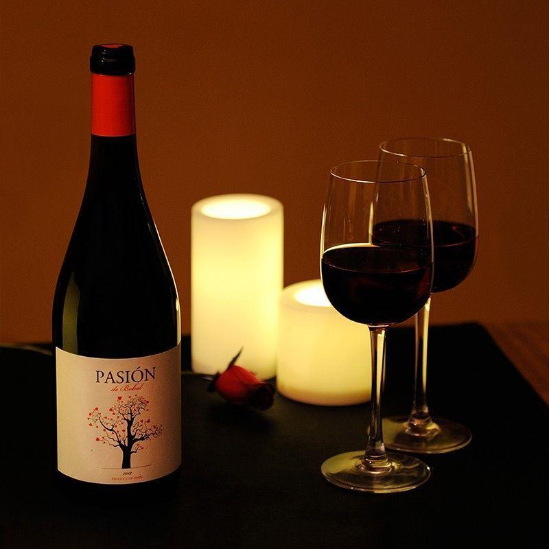 Pasión de Bobal vino tinto
