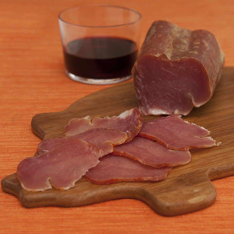Comprar Caña De Lomo Embuchado De Teruel Online Gastronomic Spain