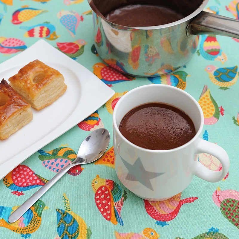 Chocolate a la Taza Valor