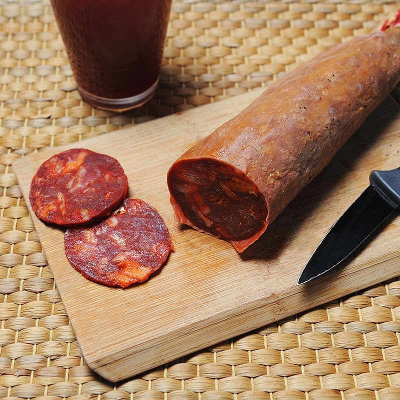 Chorizo Ibérico de Bellota Picante