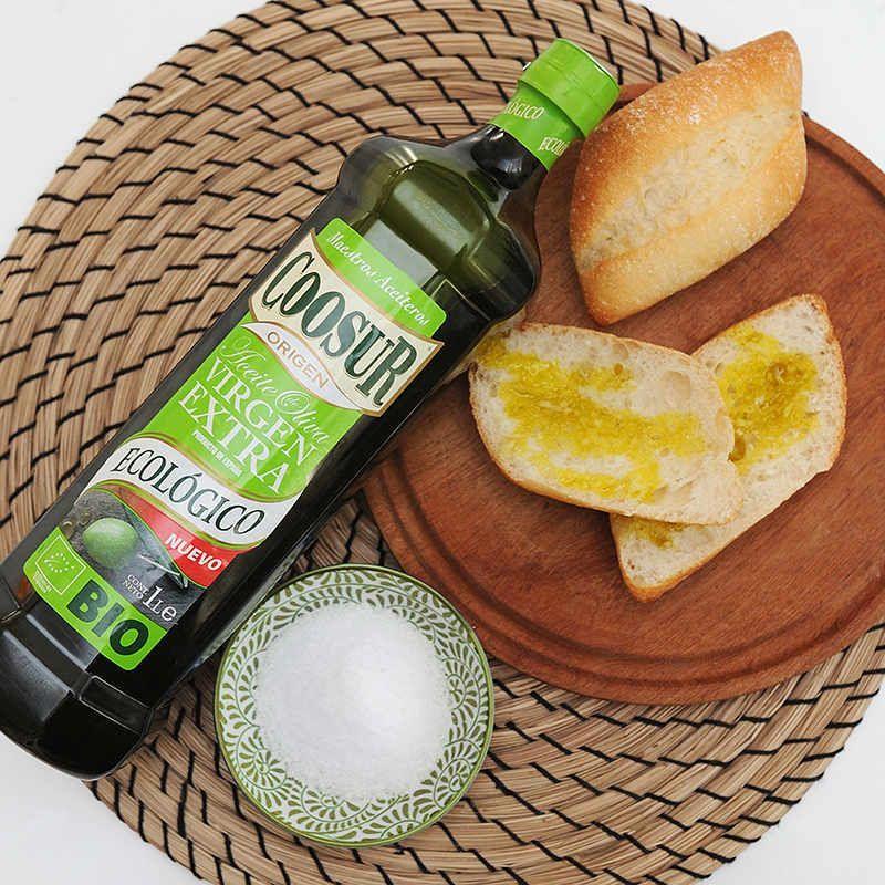 Aceite de Oliva Virgen Extra Ecológico Coosur