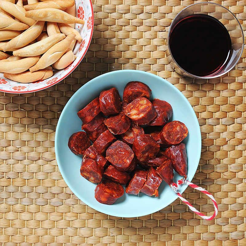 Chorizo Revilla Extra
