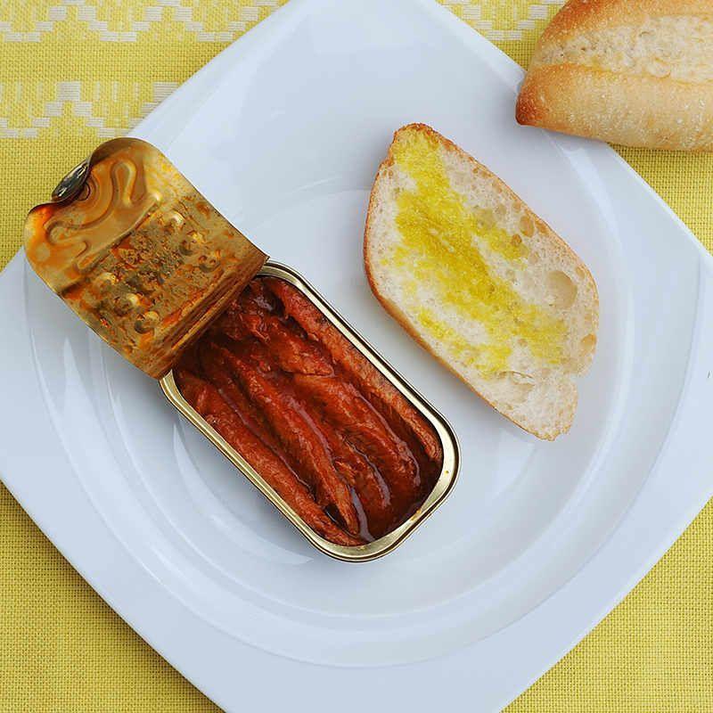 Filete de Caballa del Sur con Tomate