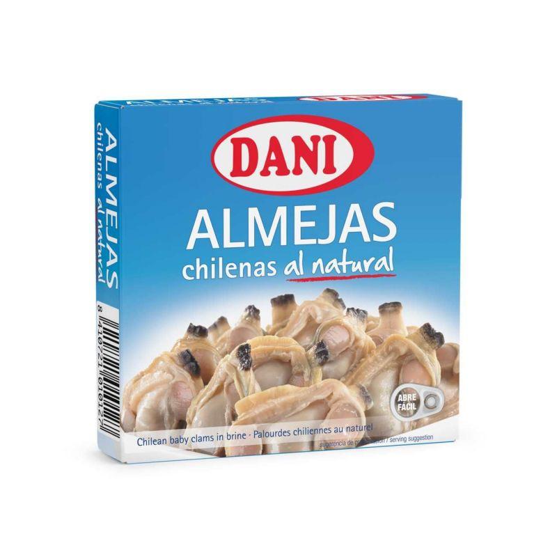 Almejas Chilenas al natural, Dani