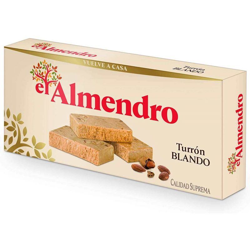 Turrón Blando El Almendro