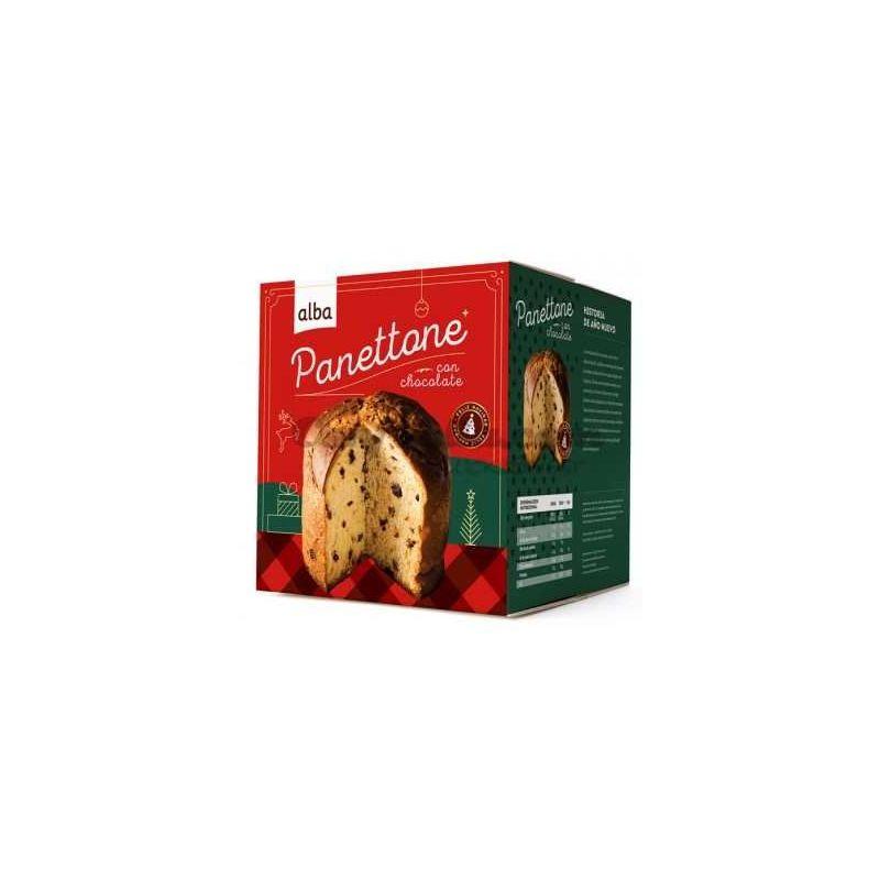 Panettone con Chocolate