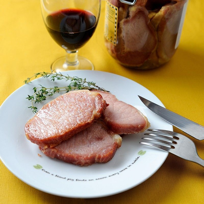 Potted Pork Loin
