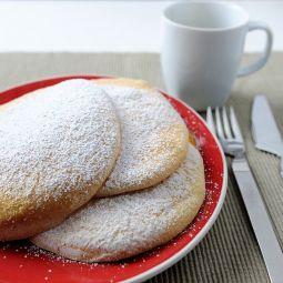 Sweet Flatbreads from Alcazar