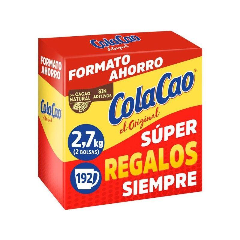 Cola Cao 2.7 kg.