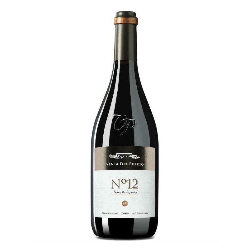 Venta del Puerto Nº 12 vino tinto