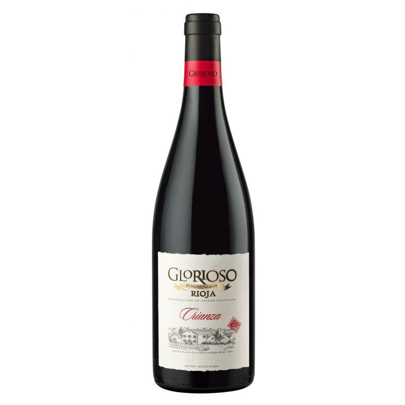 Glorioso vino Tinto Crianza
