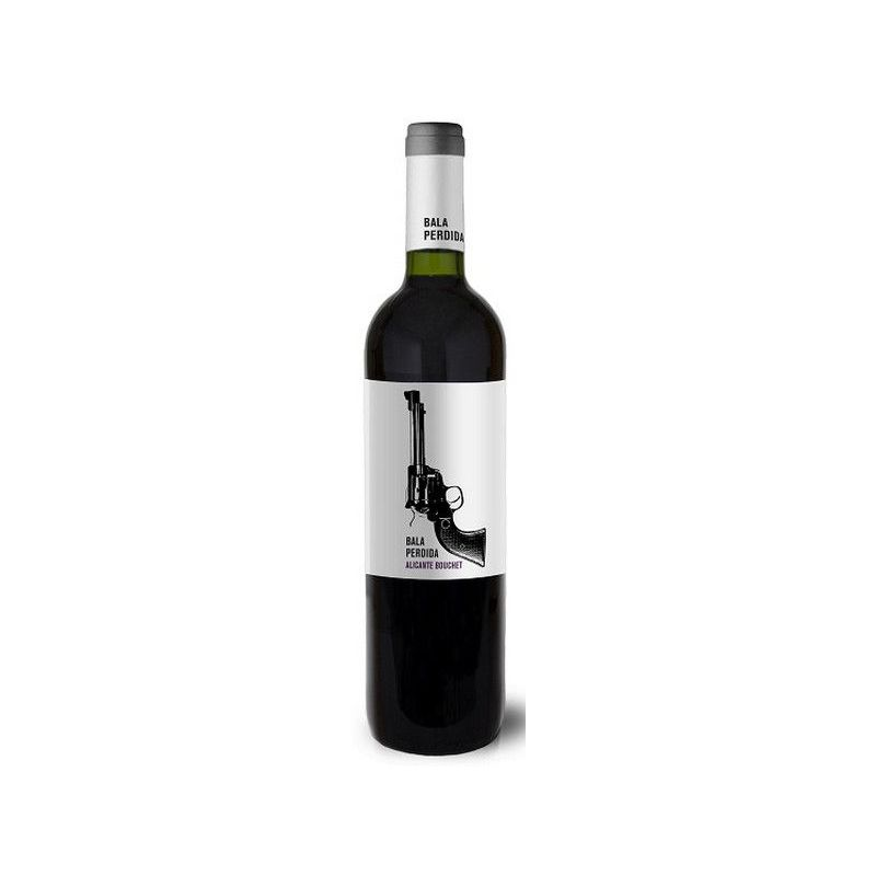 Bala Perdida vino tinto