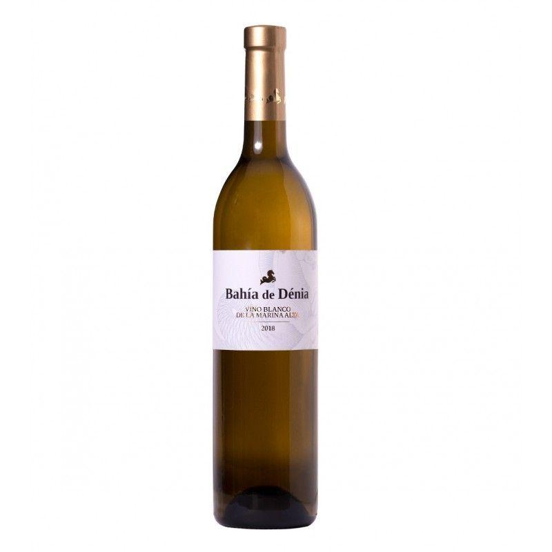 Bahía de Dénia vino blanco