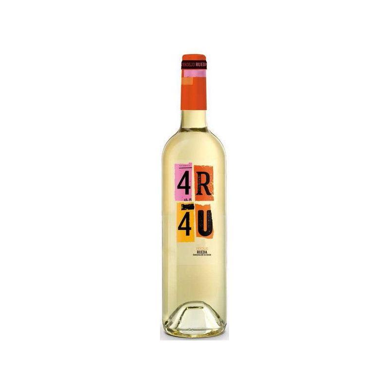 vino Blanco Rueda 4R4U