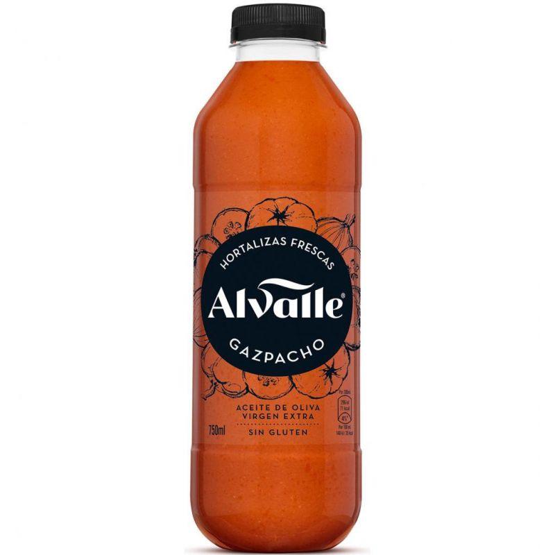 Gazpacho Pet Alvalle 750 ml.