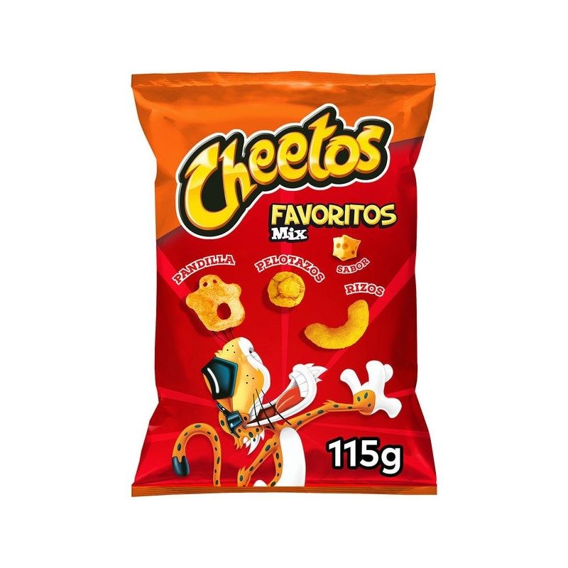 Cheetos Favoritos