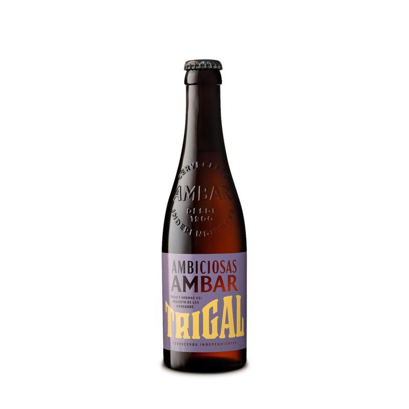 Cerveza Ambar Trigal