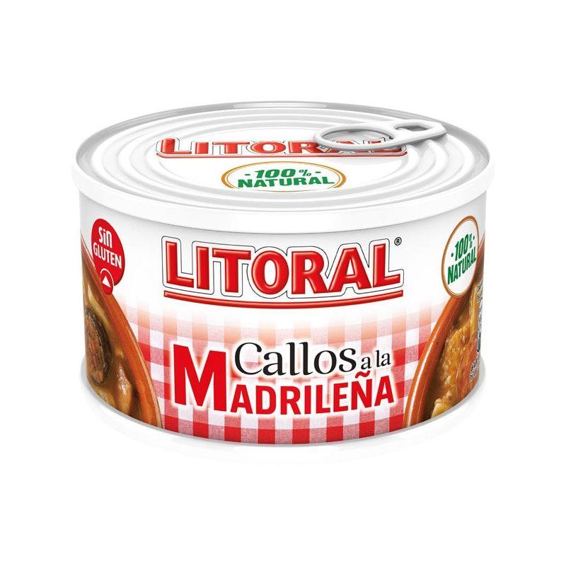 Callos a la Madrileña Litoral