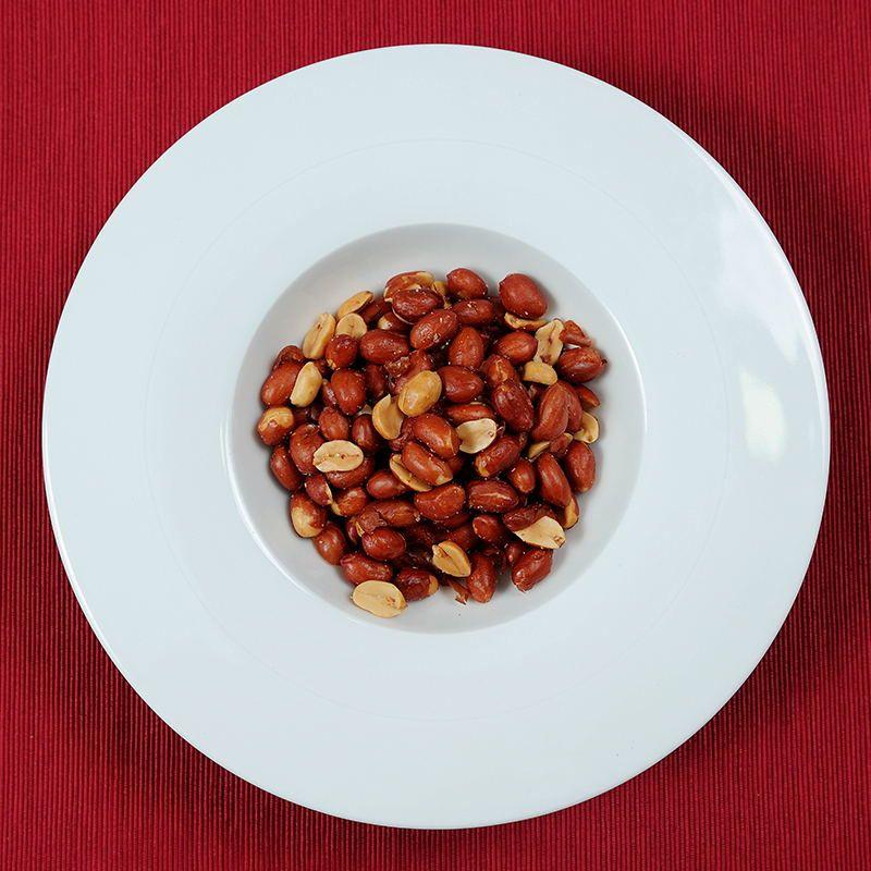 Cacahuetes Salados con piel