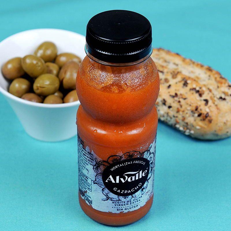 Gazpacho Pet Alvalle 250 ml.