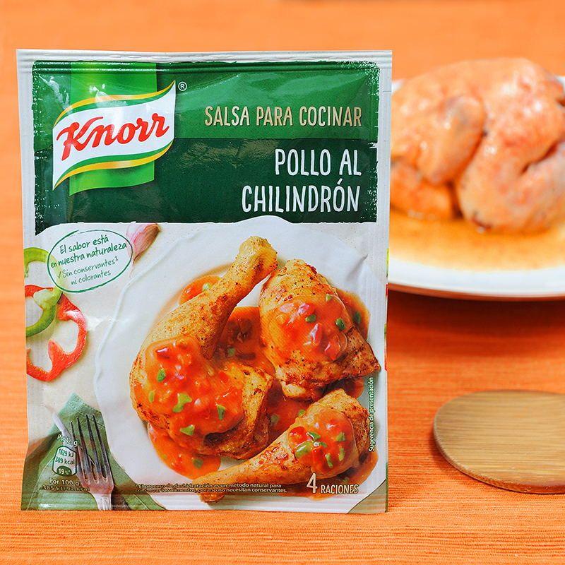 Pollo al Chilindrón (salsa)
