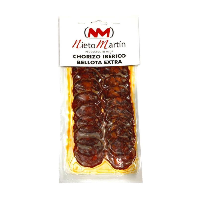 Chorizo Ibérico de Bellota en lonchas