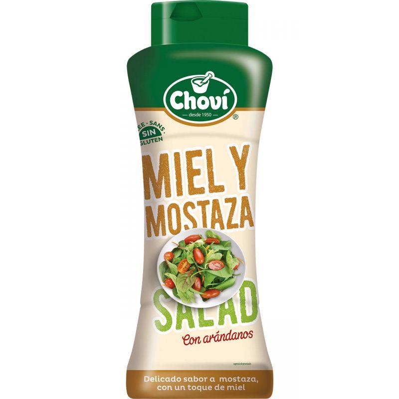 Salsa Miel y Mostaza