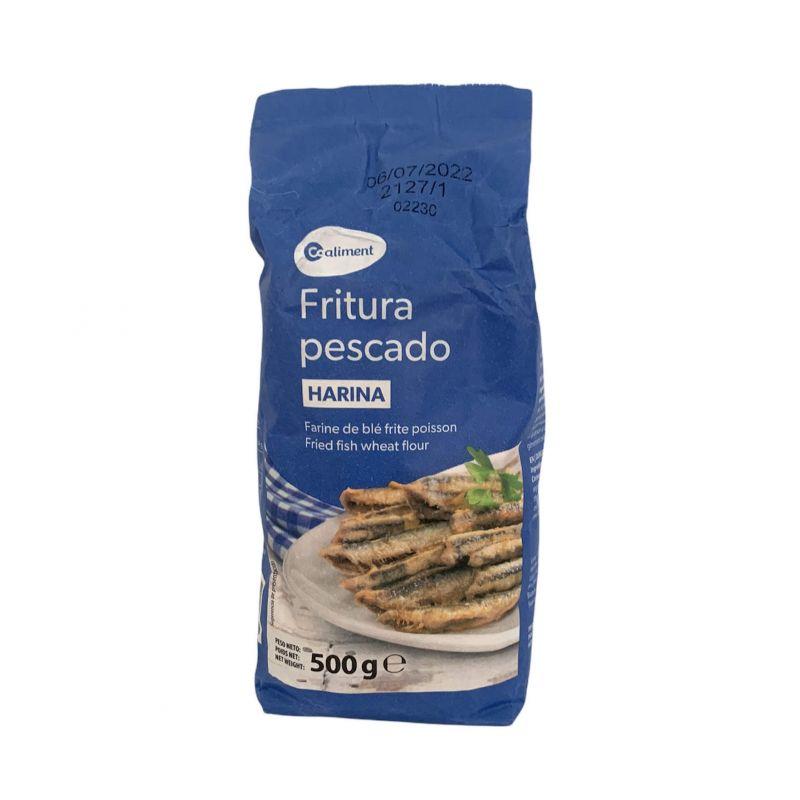 Harina para Pescado Frito