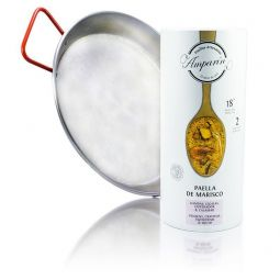PACK Paellera + Paella de Marisco