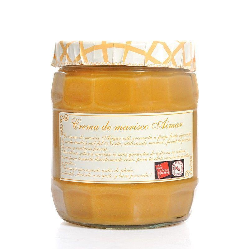 Crema de Marisco