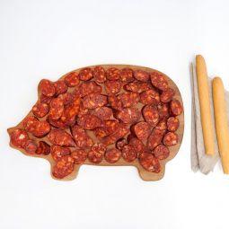 Chorizo curado dulce extra