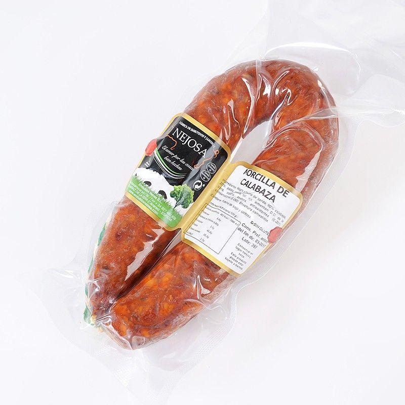 Kürbis Chorizo