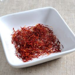 Saffron from la Mancha
