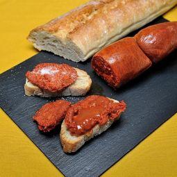 Sobrasada Streichwurst aus Mallorca 400 gr
