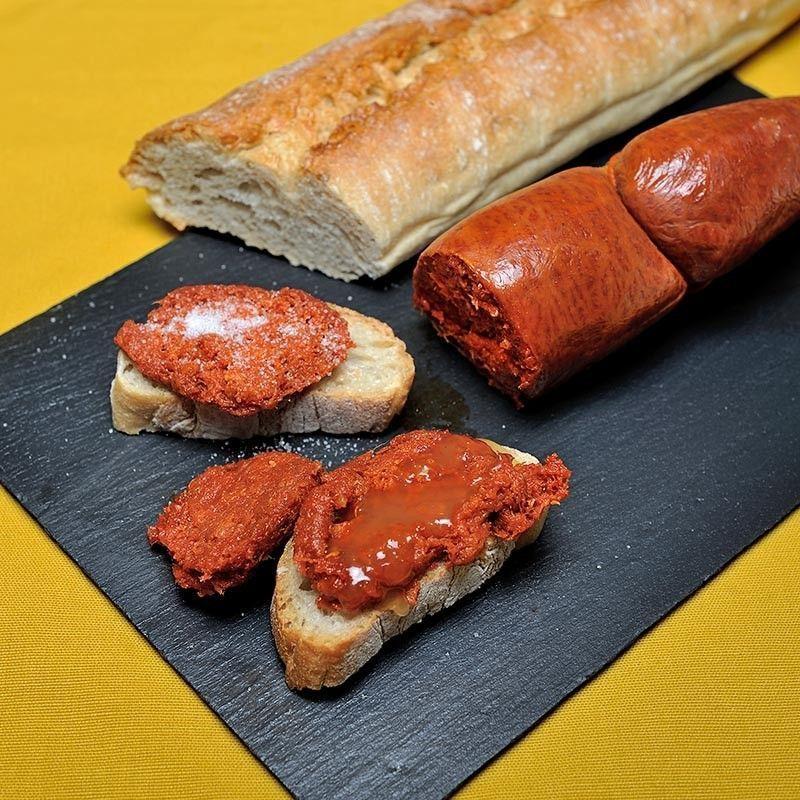 Sobrasada Streichwurst aus Mallorca