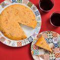 Tortilla de Patata con Chorizo Riojano (preparado)