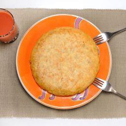 Tortilla de Patata Sin Cebolla (preparado)
