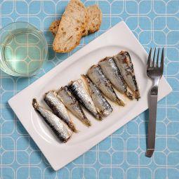 Sardinillas en Aceite Vegetal