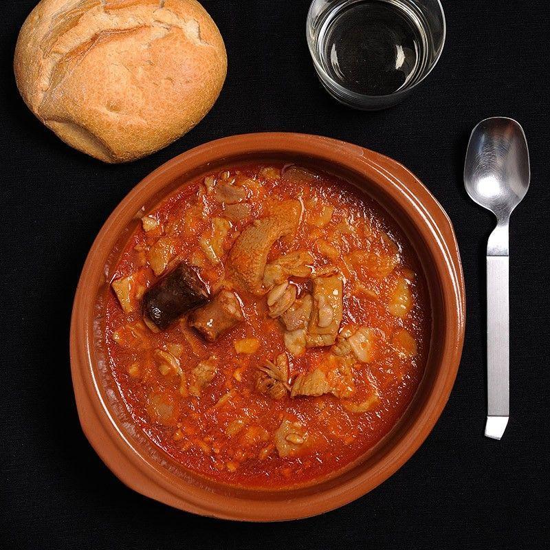 Innereien mit Chorizo