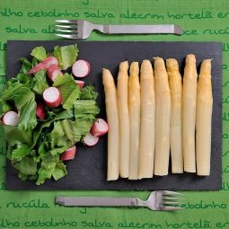 Asperges blanches Extra