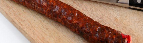 Chorizo de jabali, a un precio increible