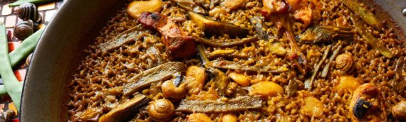 What is the best type of rice to cook a paella?