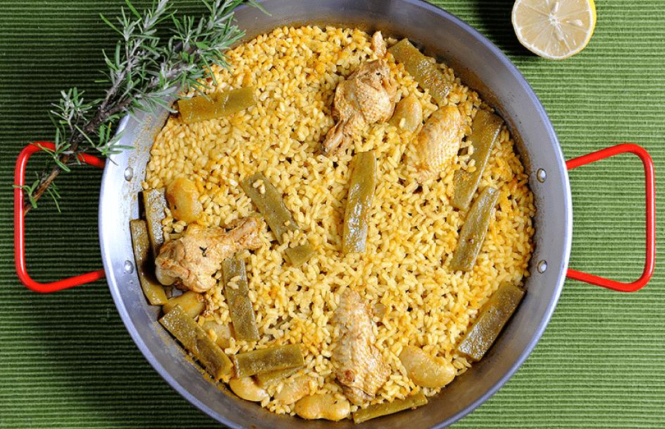 Arroz para paella – Como cocinar la auténtica paella valenciana