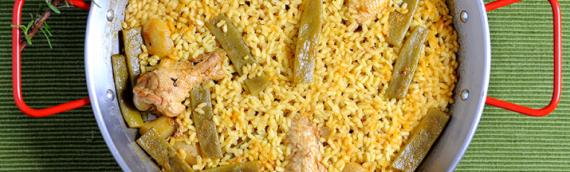 Rundreis eignet sich am besten zum Kochen von Paella