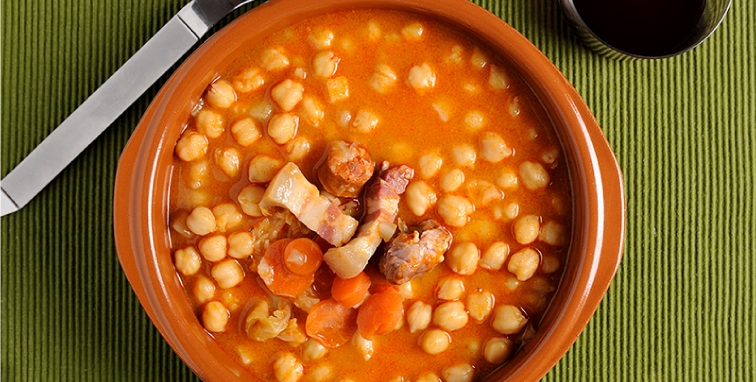 Madrid stew a delicious dish to fight the cold